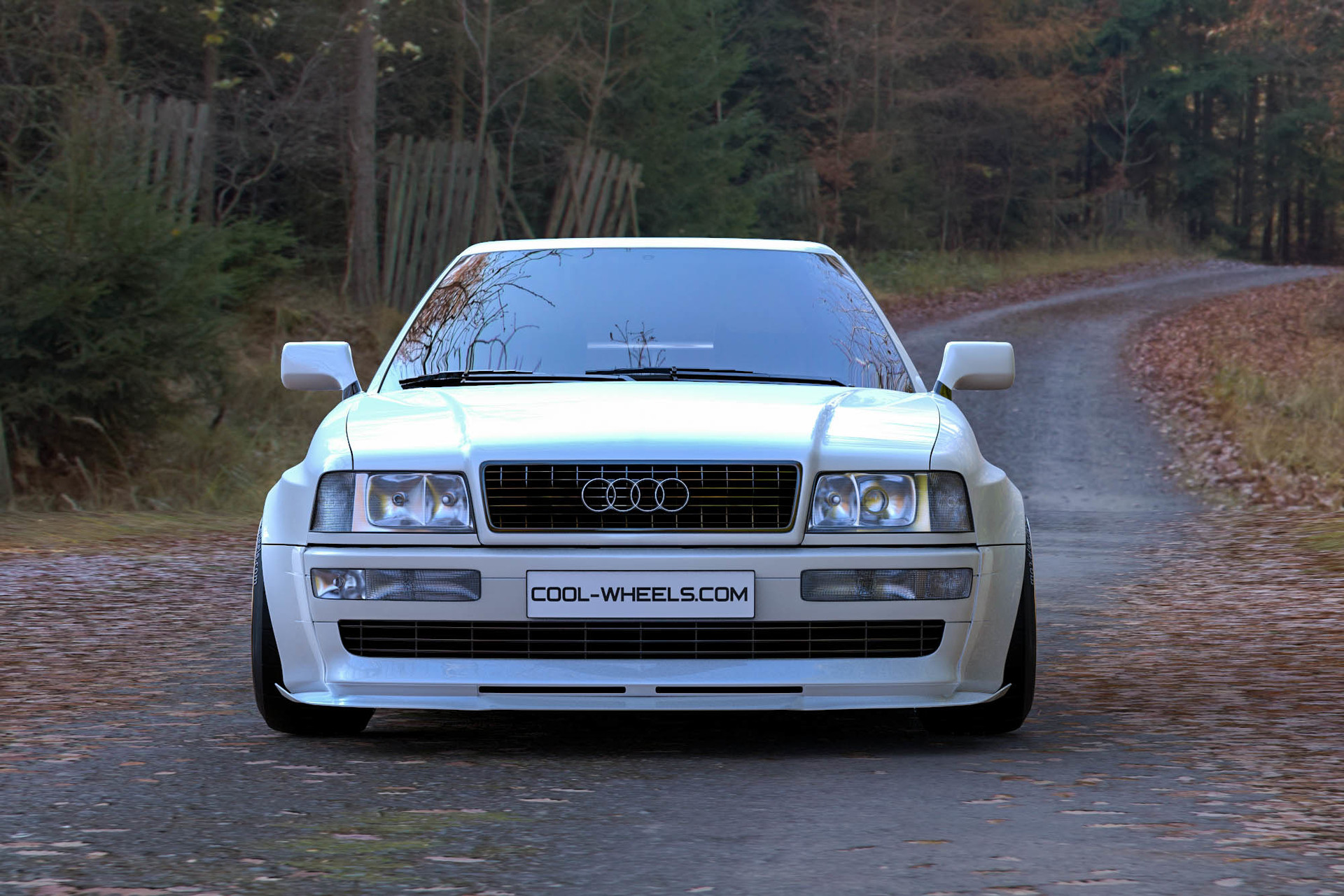 Kasim Tlibekov Audi S2 Widebody