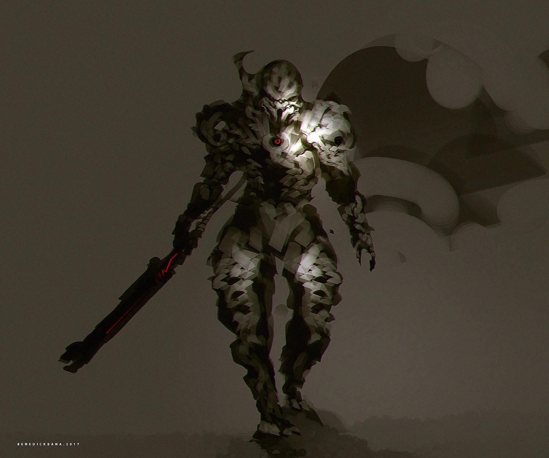 Benedick bana dark king lores