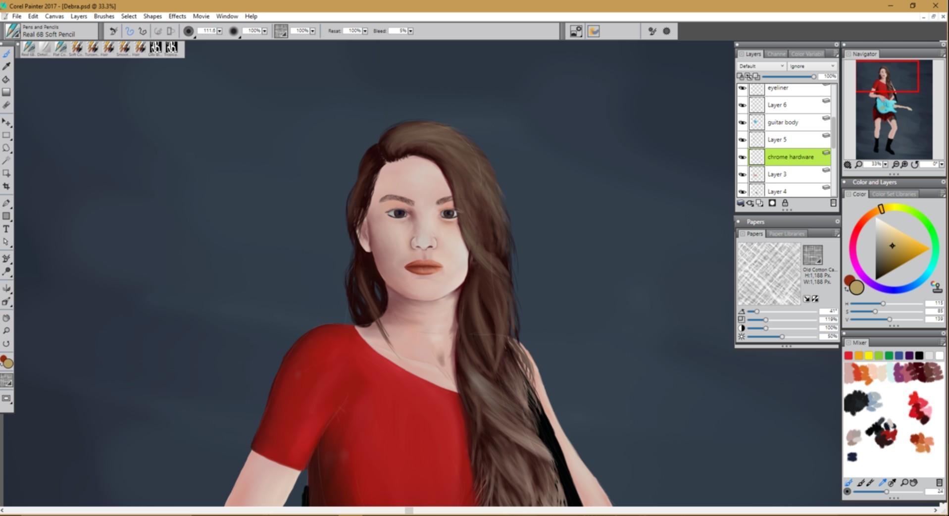 Brinjen russell screenshot01