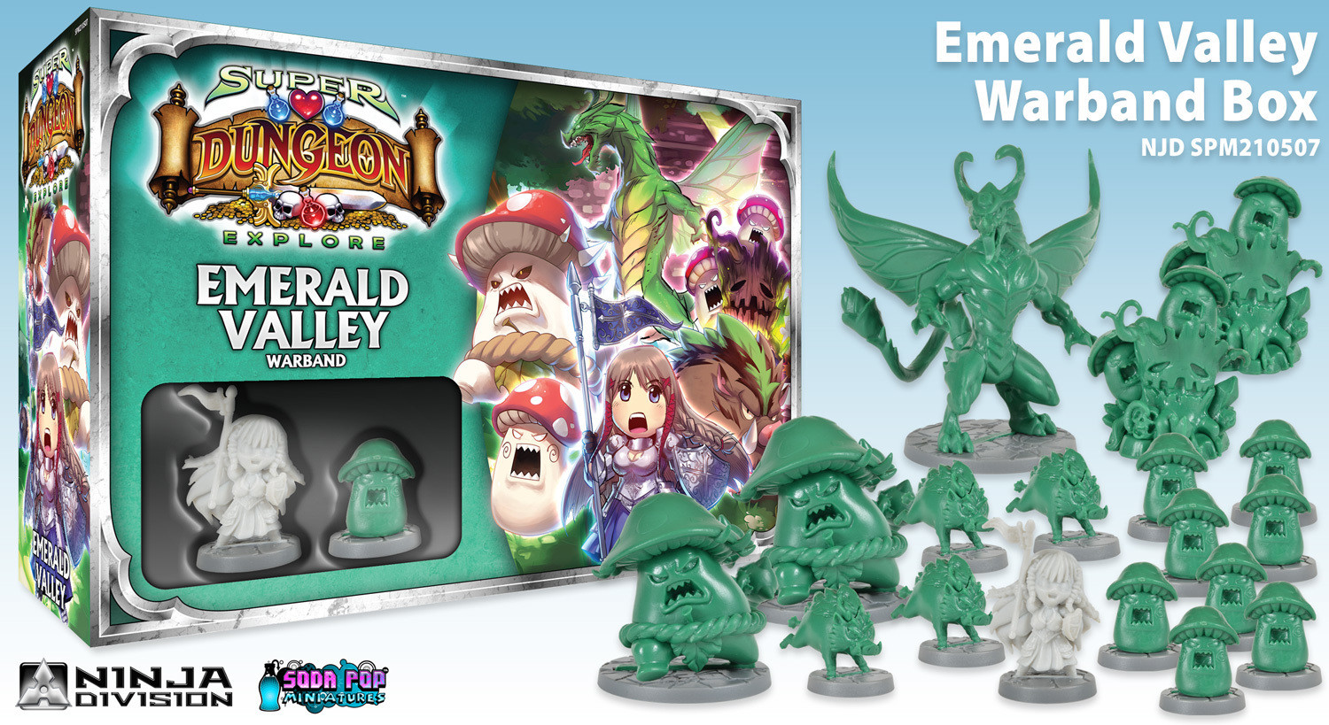 Emerald Valley Warband