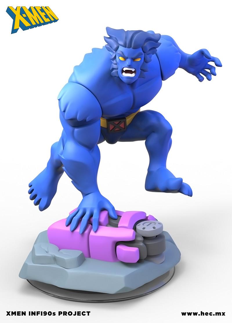 Hector moran hec beastcard small