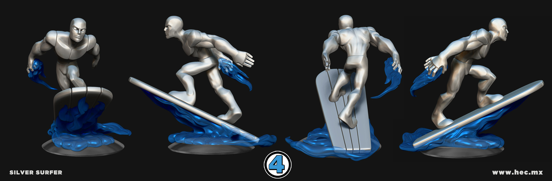 Hector moran hec surfer screens
