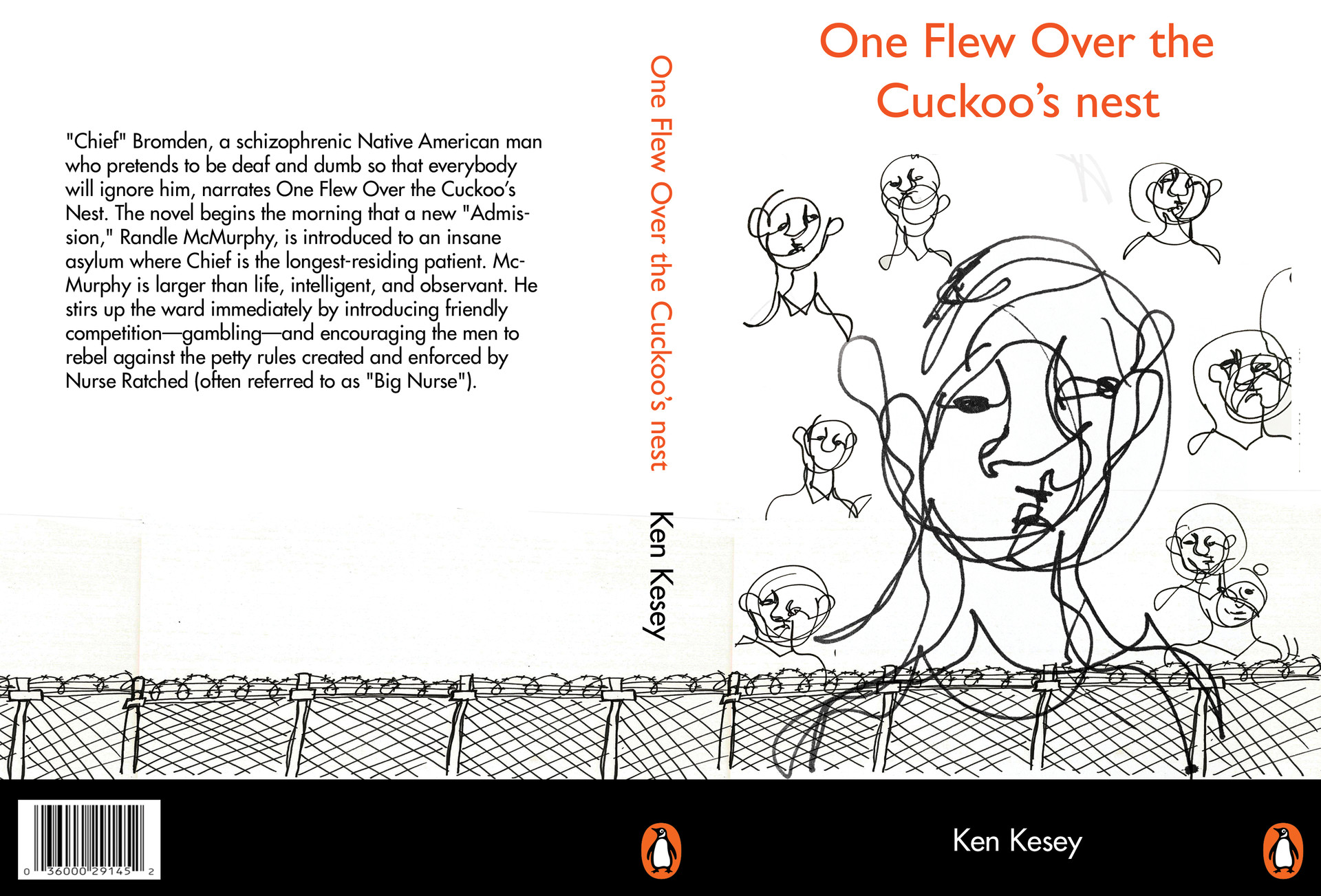 character chief bromden story one flew over cuckoo s nest Everything you ever wanted to know about the characters in one flew over the cuckoo's nest, written by experts just for you.