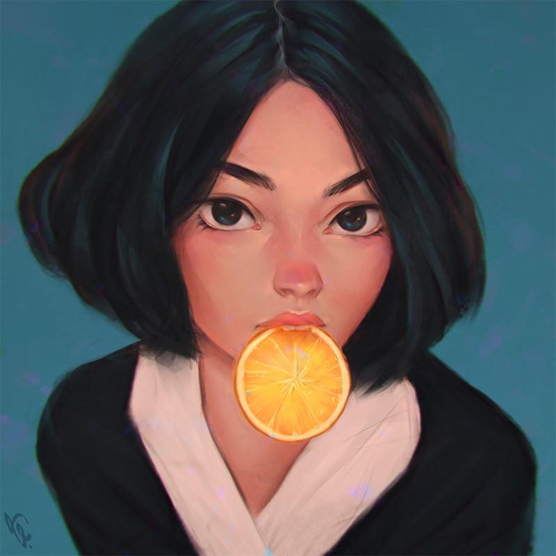 Angel ganev orange 162 by angelganev daoigx4
