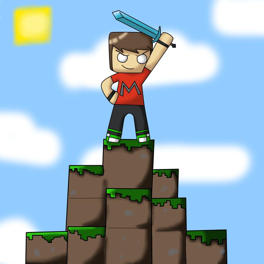 Artstation Minecraft Unblocked Art 2 Bobby Bernard L