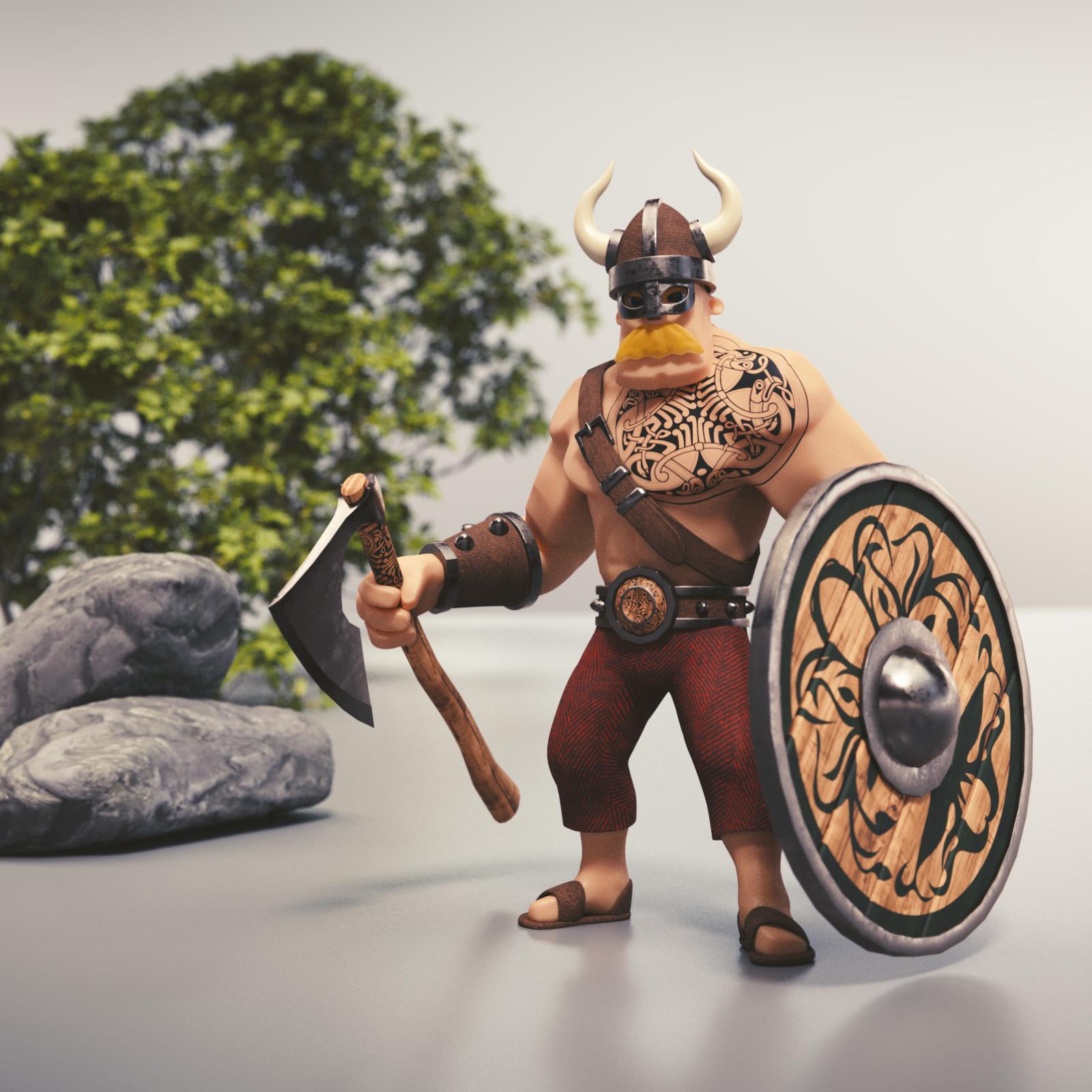 Einar Vikingar
