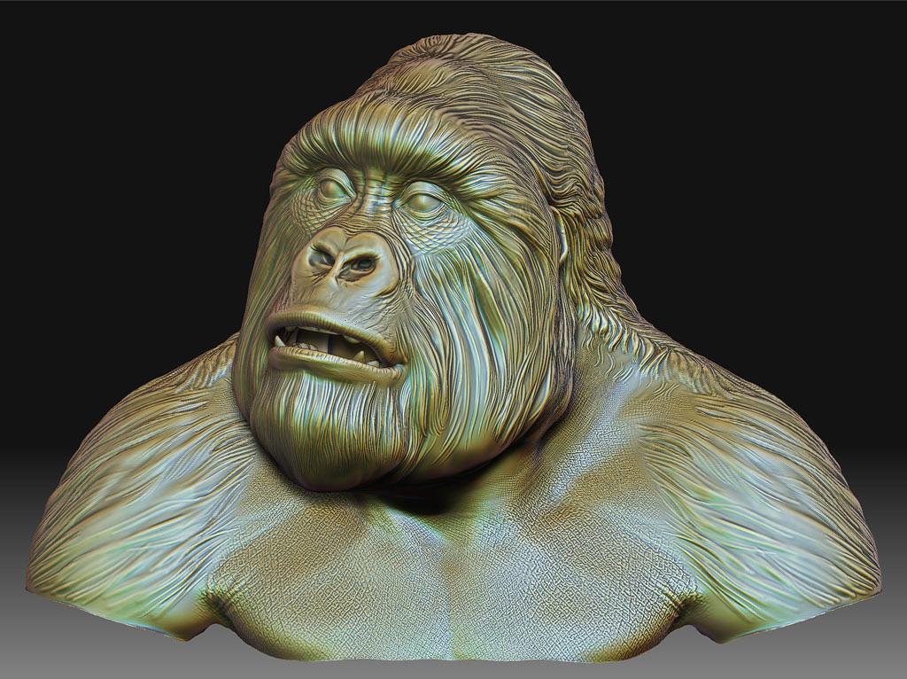 Zoltan korcsok gorilla hex