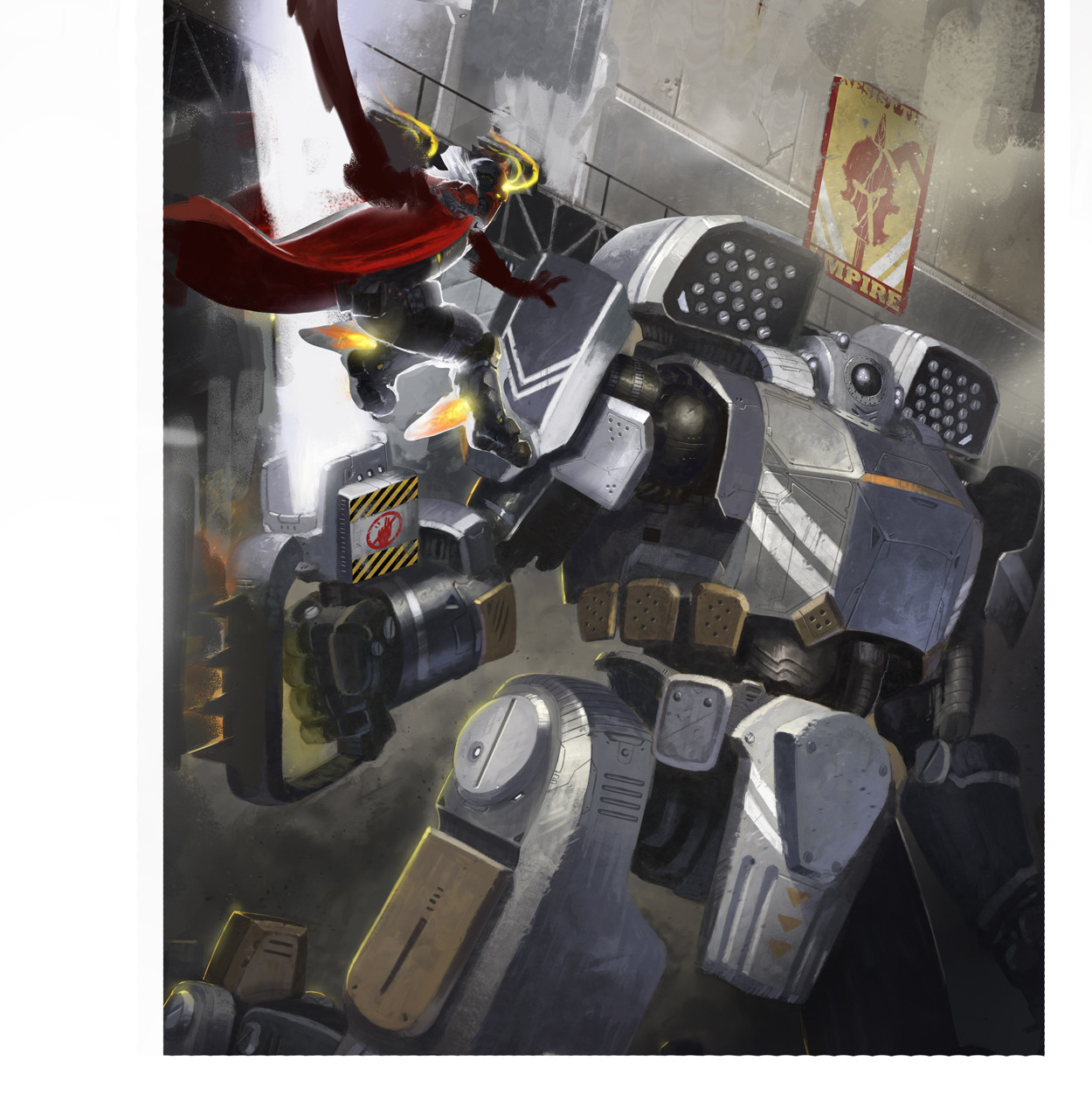 Michael rookard slayde v robot f2