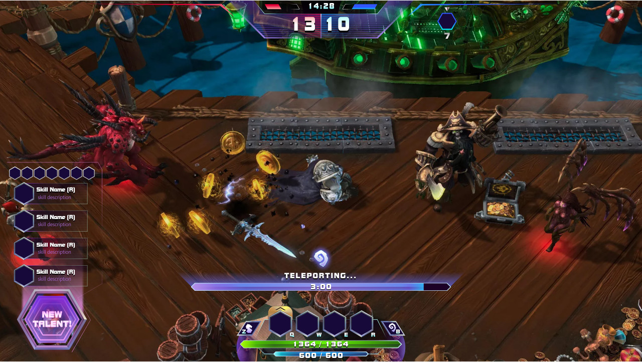 heroes of the storm matchmaking update Blizzard announced some significant changes to their entry into the moba genre, heroes of the storm.