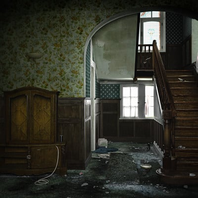 Mido lai midolai intromaya midterm abandoned room