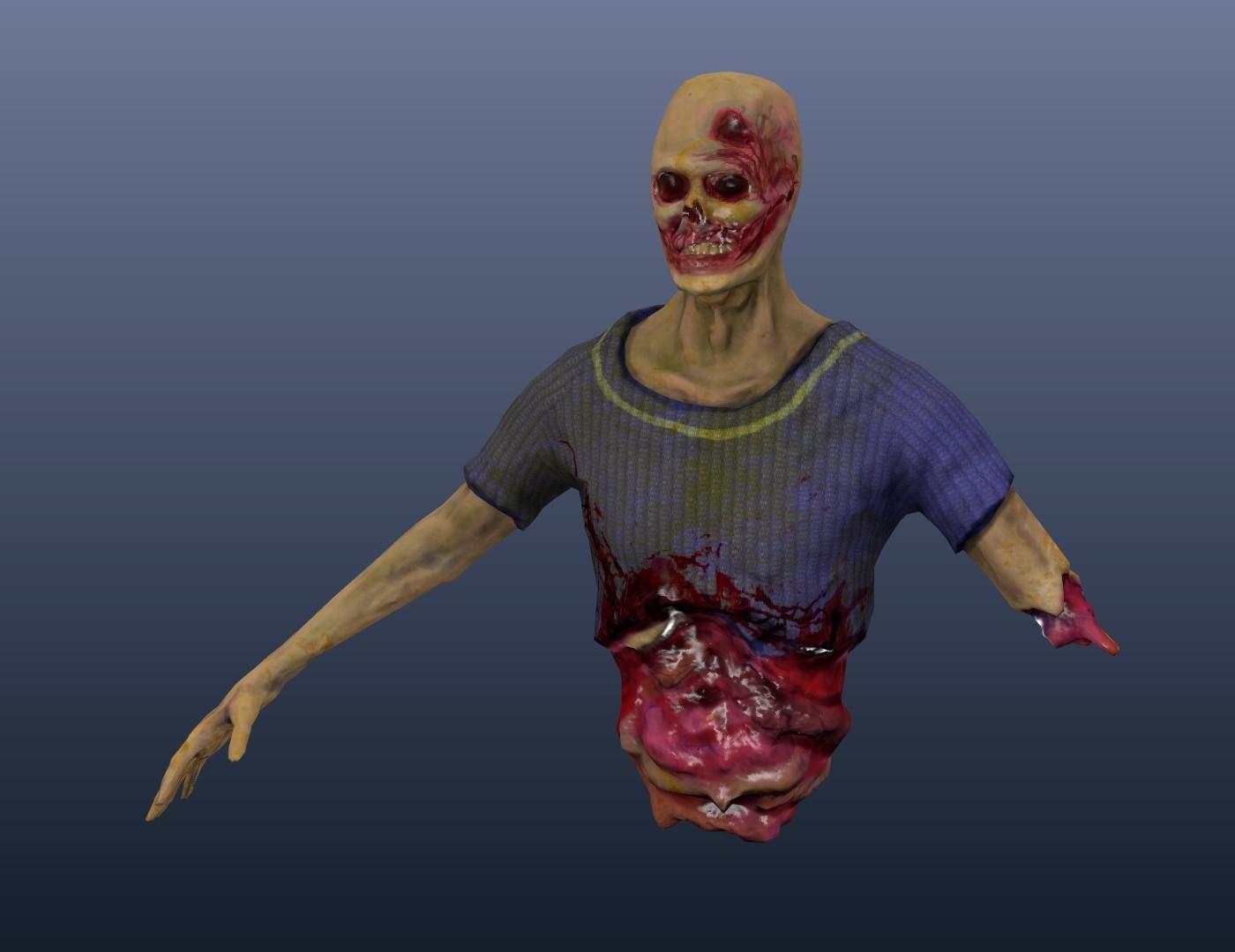 Gary myers torso pose