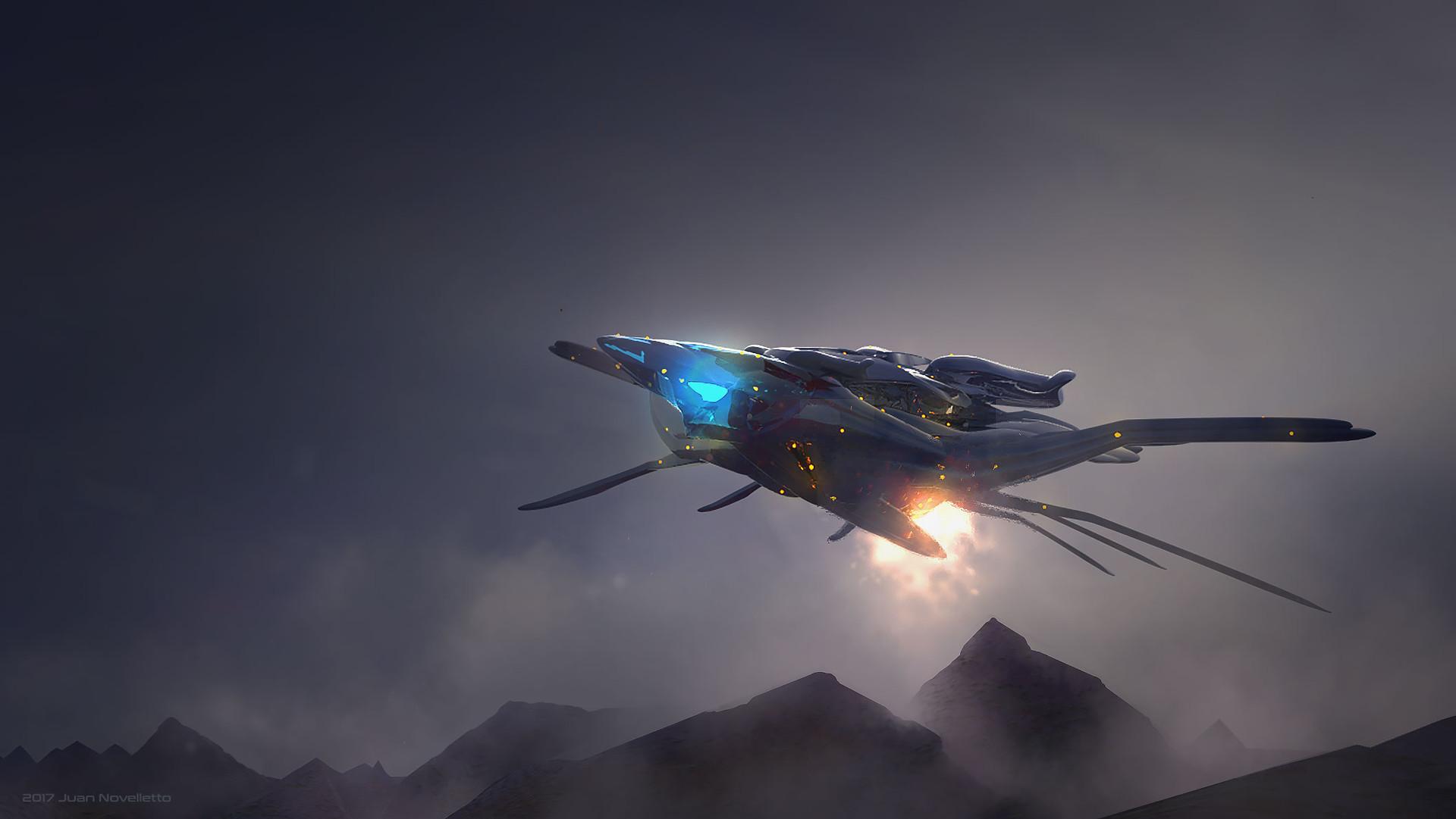 Juan novelletto alien ship02b