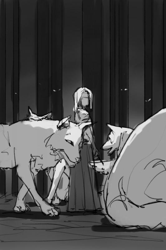 Unused Boneyard sketch