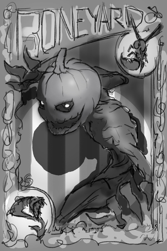 Boneyard Sketch