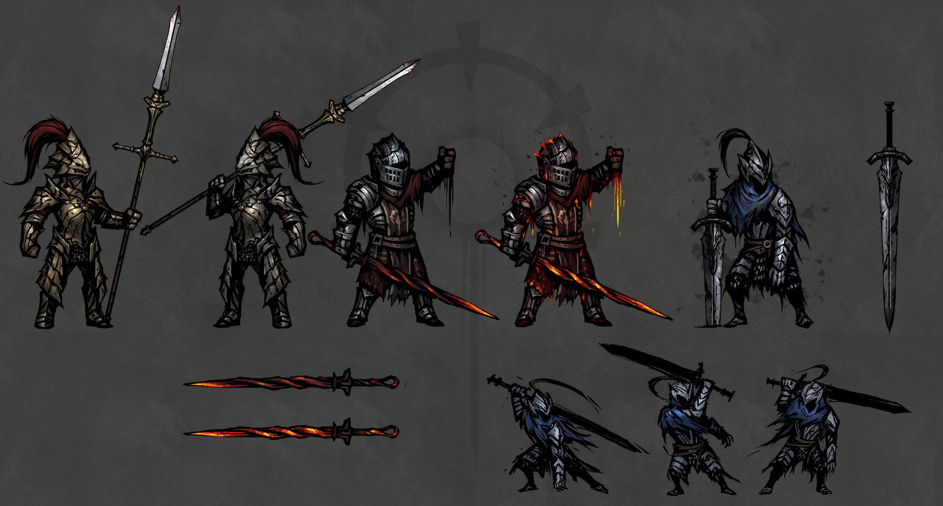 Моды на Darkest Dungeon