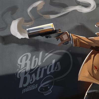 Benjamin paulus rioteer