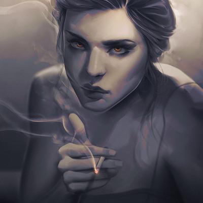 Imguss smoking