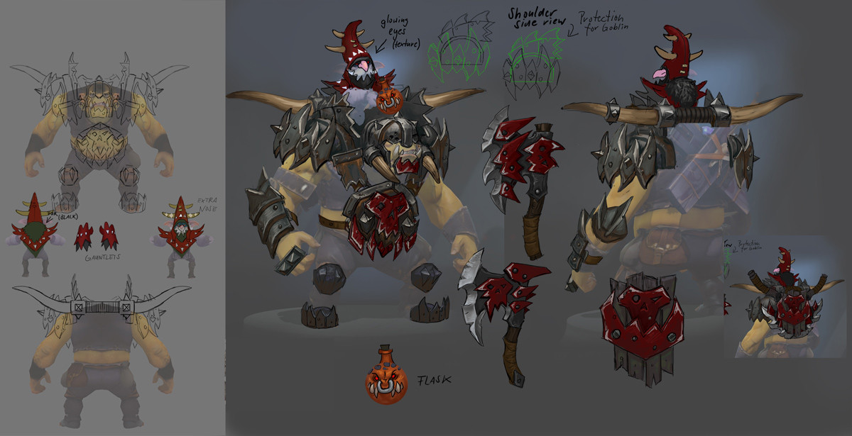 Dota 2 Workshop Concepts