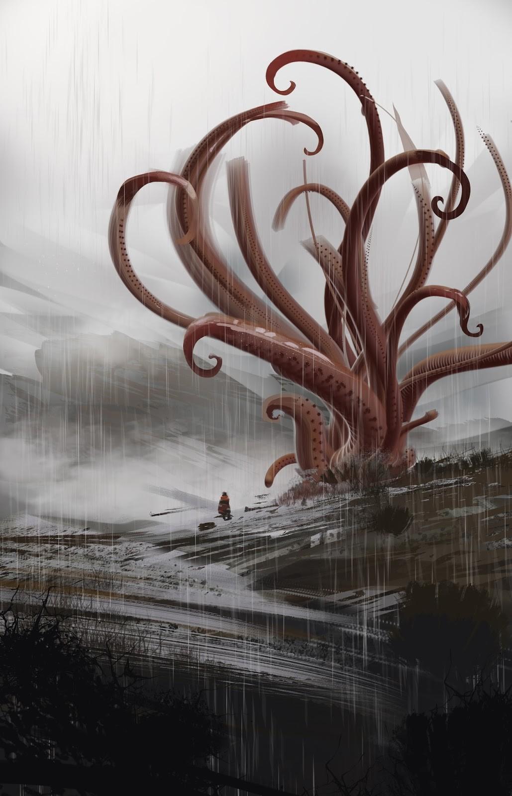 Pierre santamaria tentacle tree