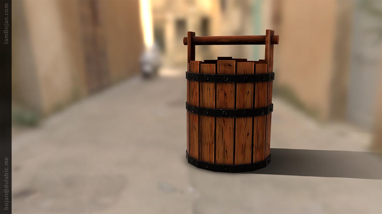 Bojan dulabic bucket 03 title