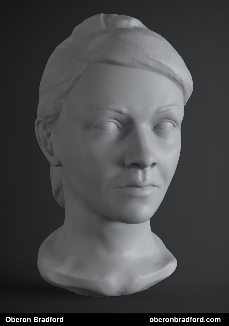Basic sculpt, started from a dynamesh sphere.