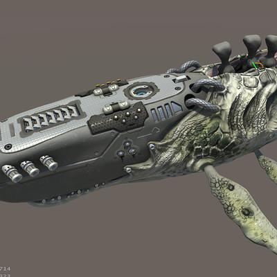 Igor puskaric biowhale top front