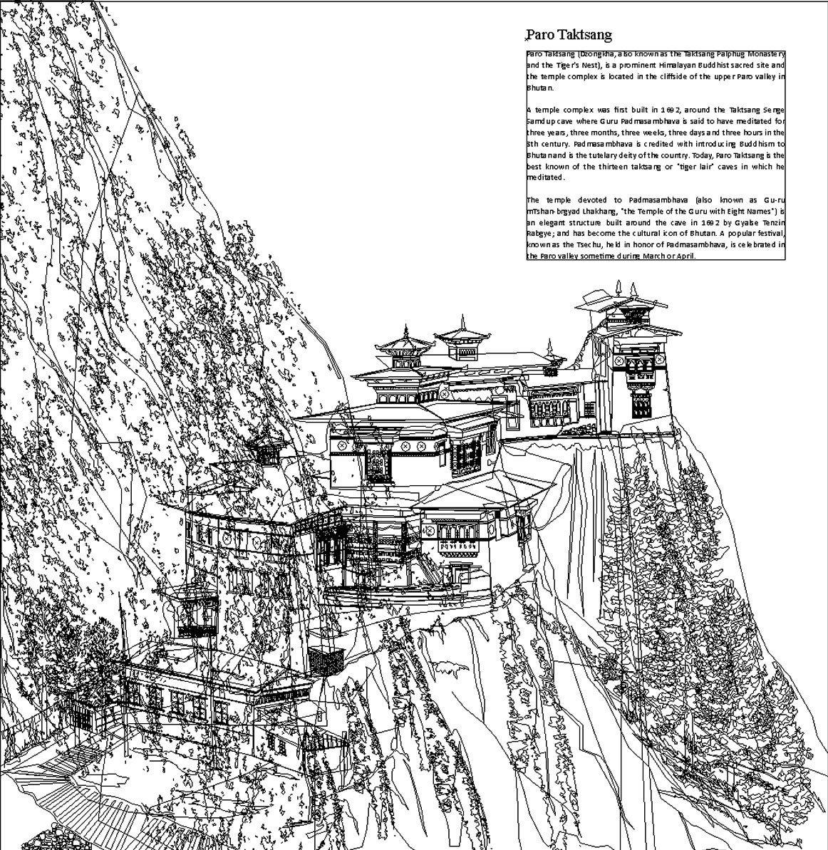 Rajesh sawant bhutan monstry wireframe