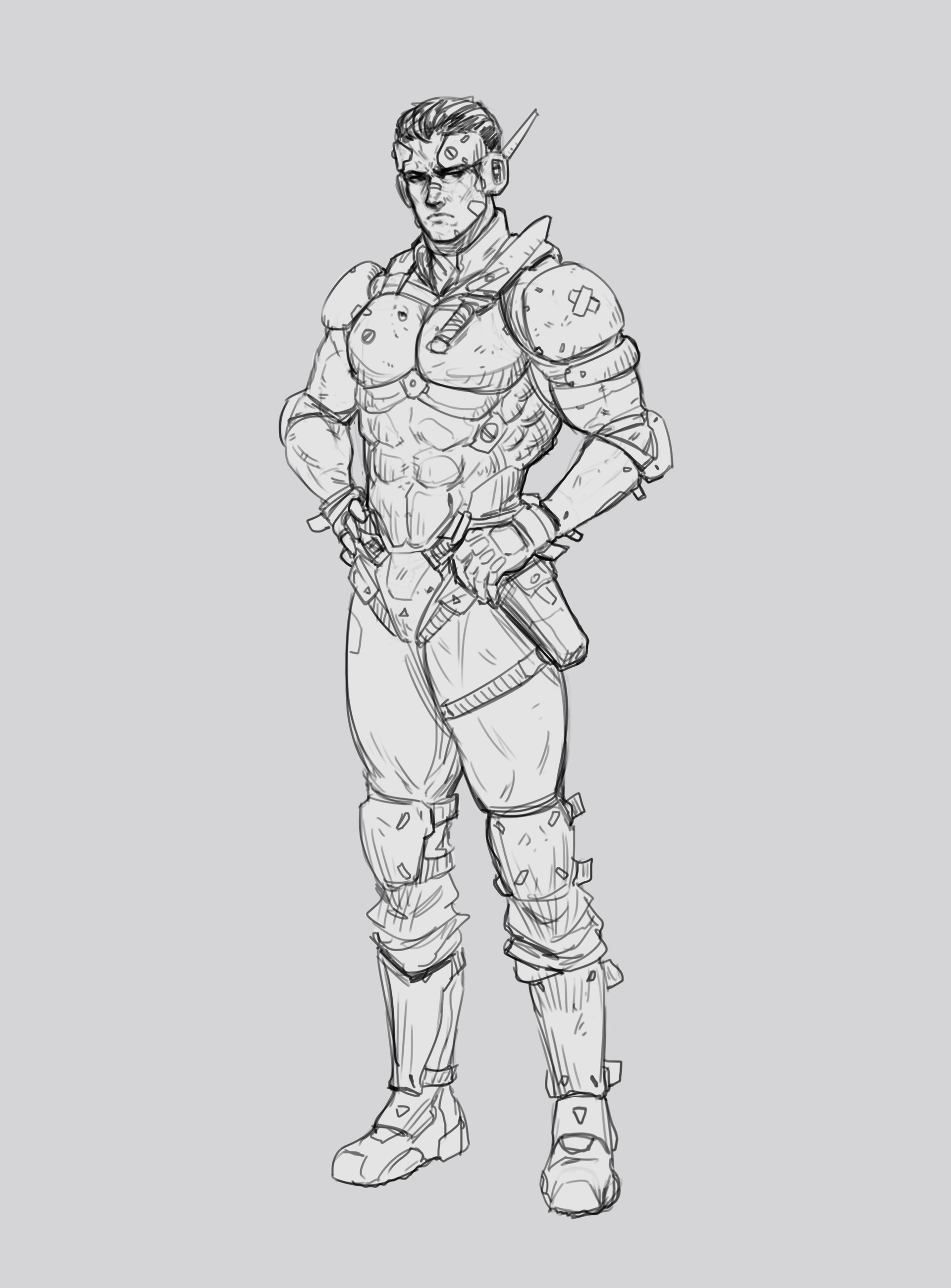 Salvador trakal sketch3