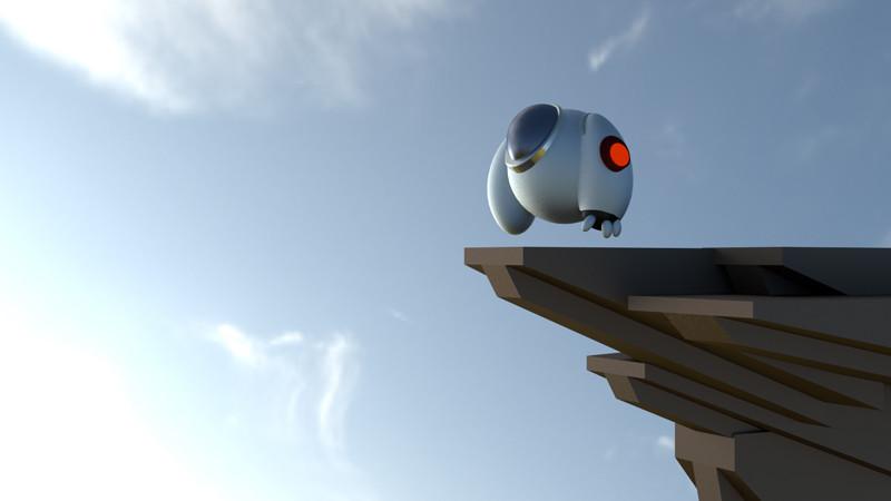 Glenn melenhorst robot