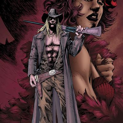 Matt james american vampire by mattjamescomicarts daw622h