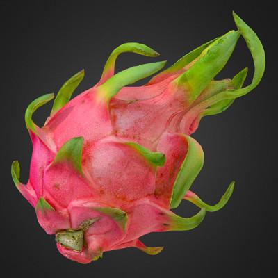 Vlx kuzmin dragon fruit pitaya for 3dscanfruitveg