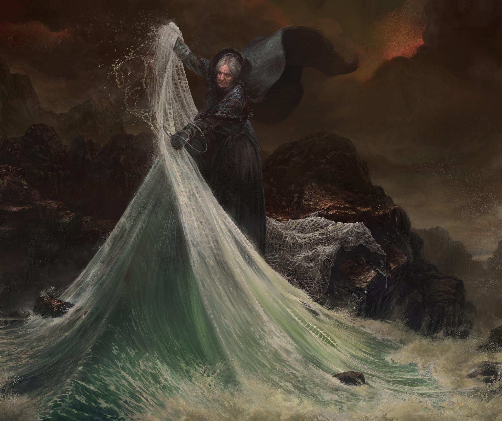 Resultado de imagem para sea witch