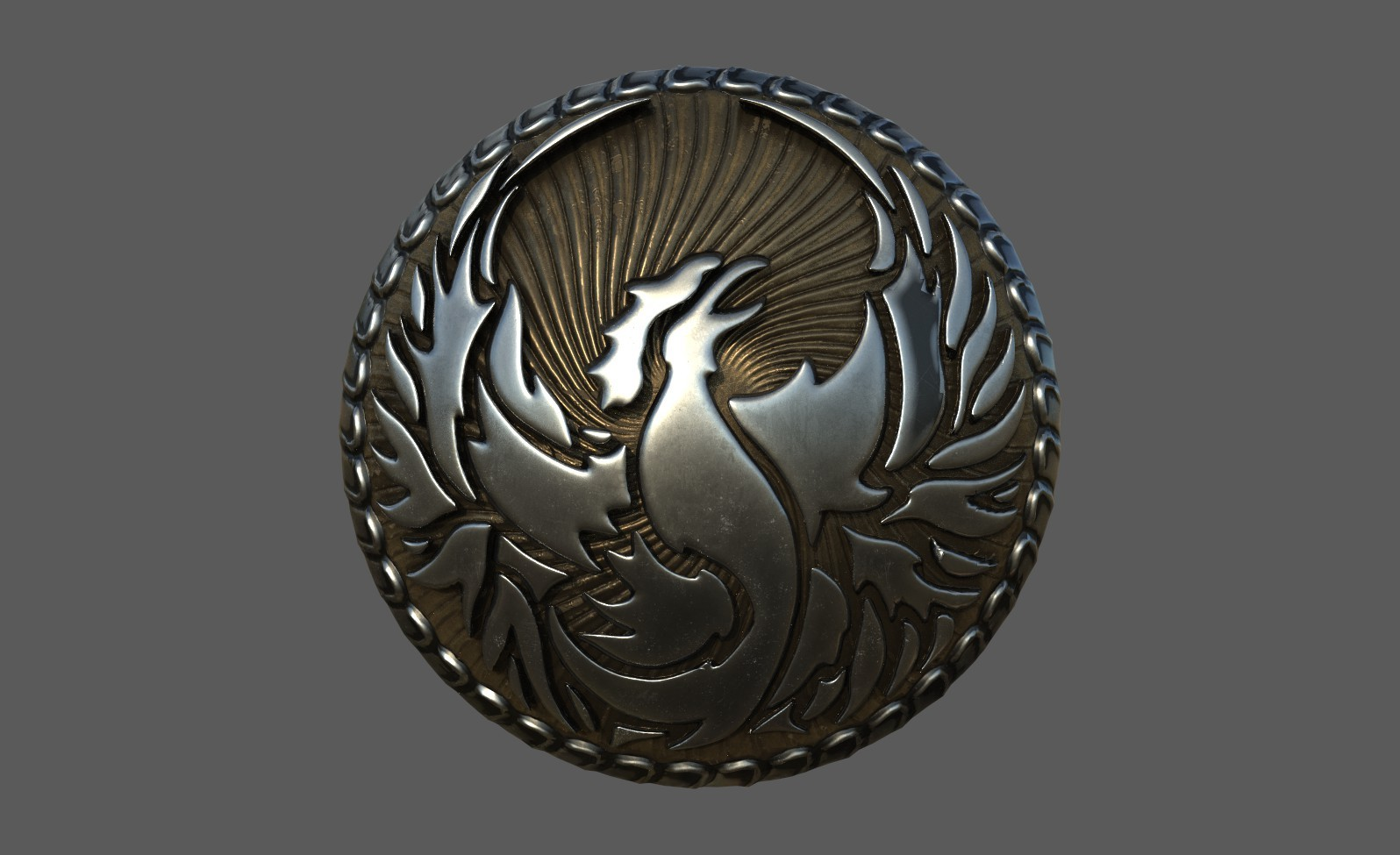 About >> ArtStation - Phoenix Emblem, Jamie Cunningham