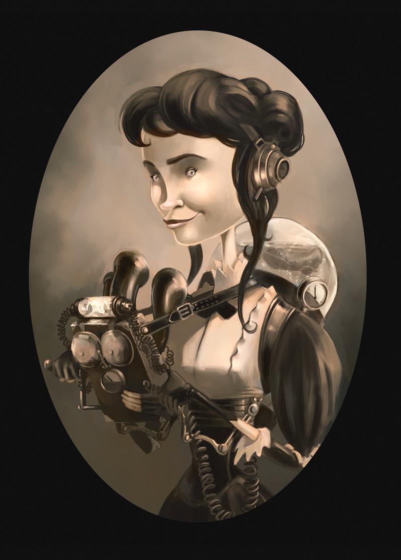 Miss Beatrice Windsor-Bell