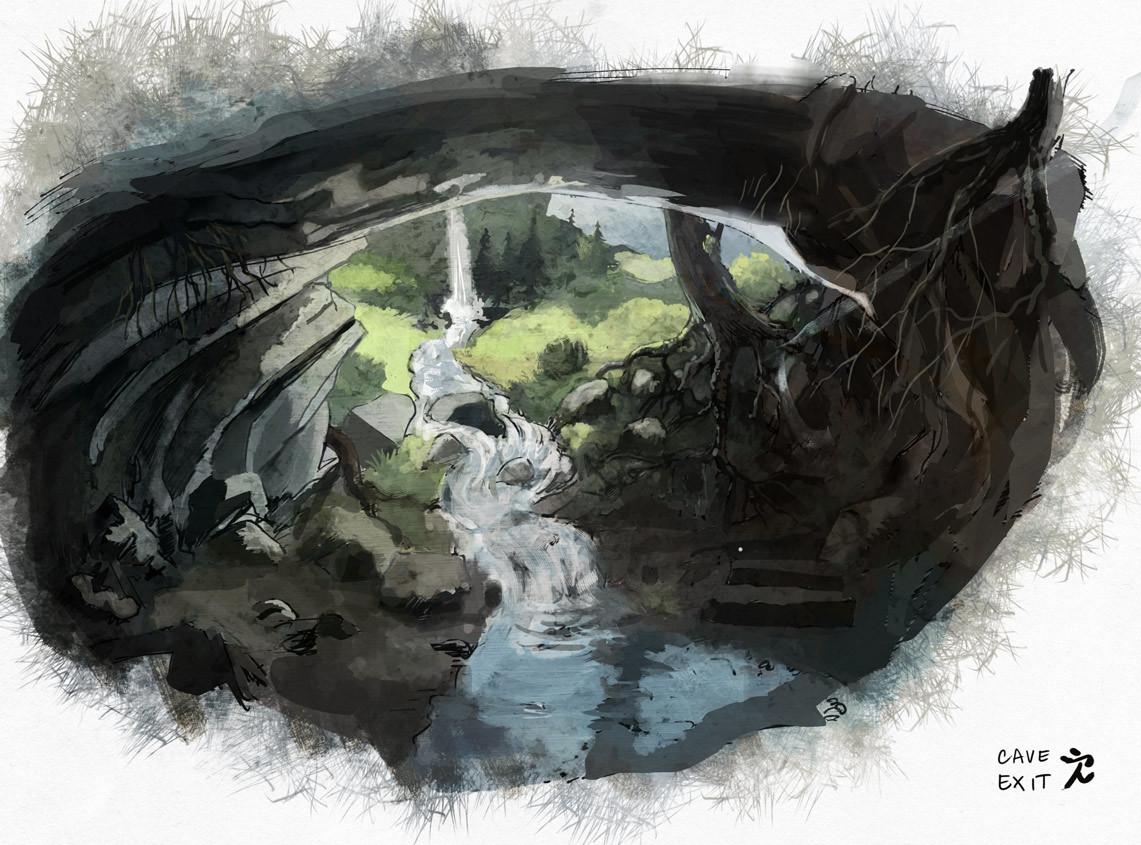 Florian thomasset cave exit001