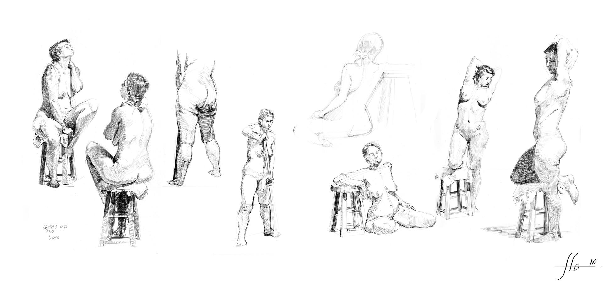 Florian thomasset croquis nus 01