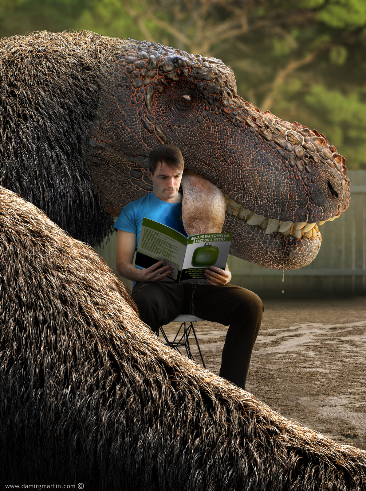 Book Time With Rexy