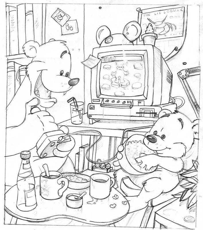 Glenn melenhorst bears