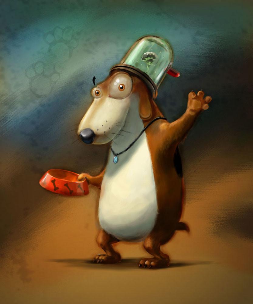 Glenn melenhorst 04 dog