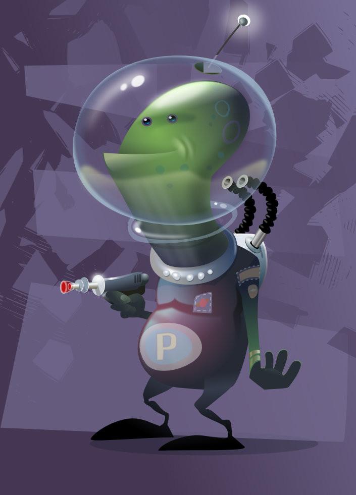 Glenn melenhorst glenn melenhorst alien 2