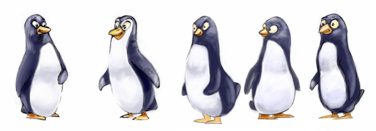 Glenn melenhorst penguins