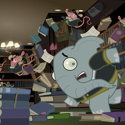 Glenn melenhorst 16 library 001