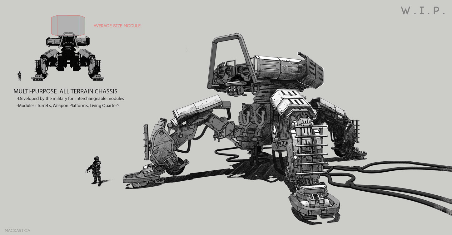Auroch_Chassis