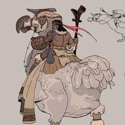 Victorin ripert dodo