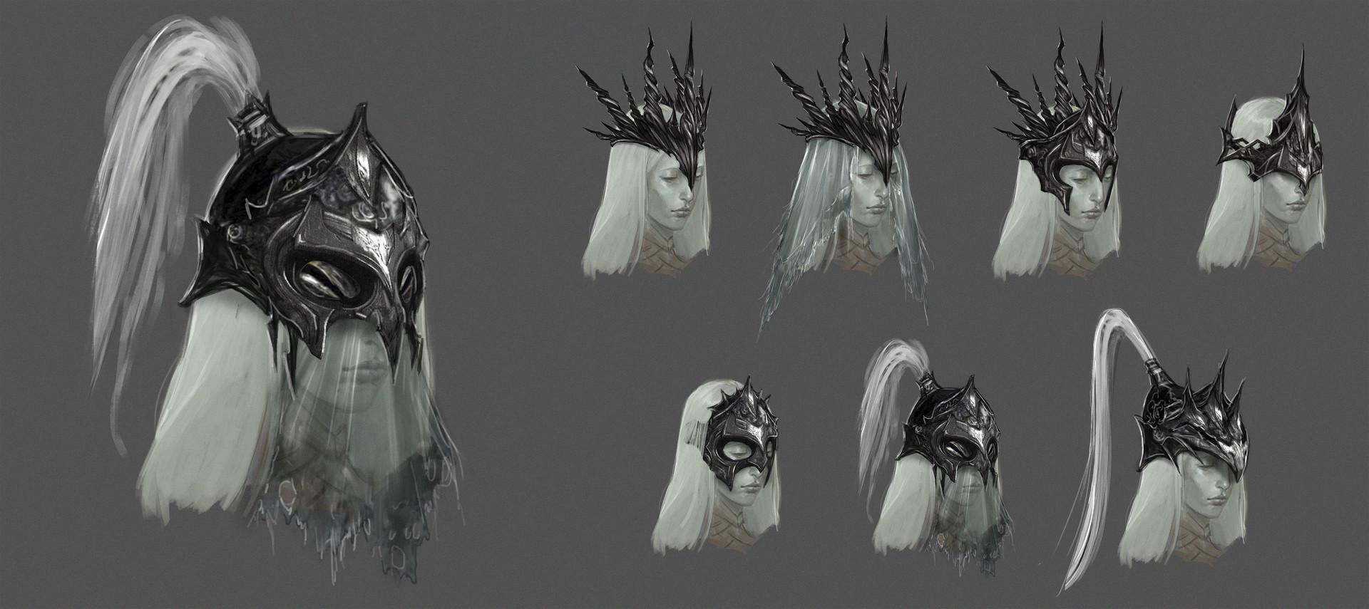 Concept Art Tribute Dark Souls