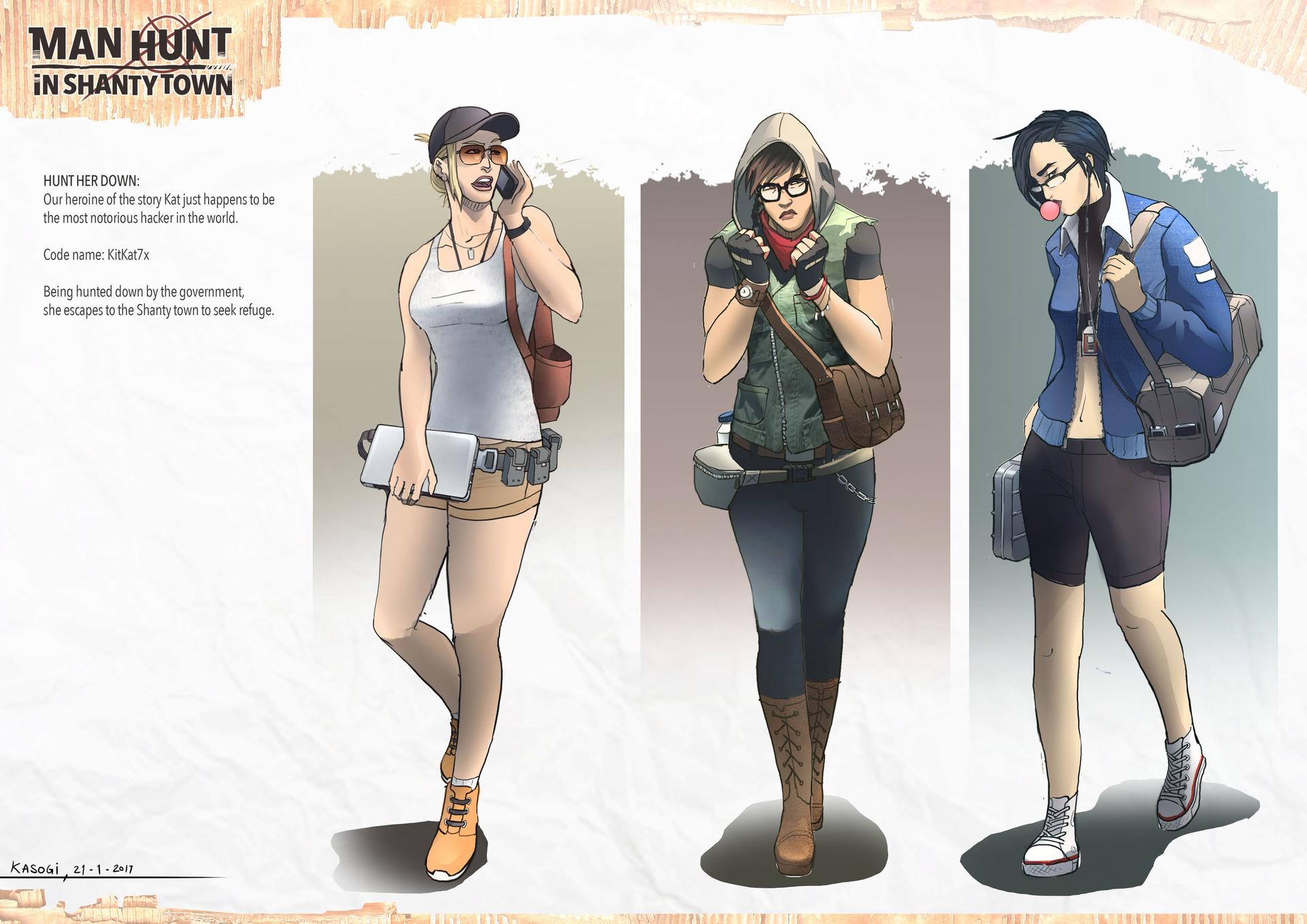 Manhunt Concept Art