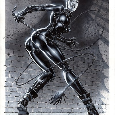 Marco santucci cat woman final low