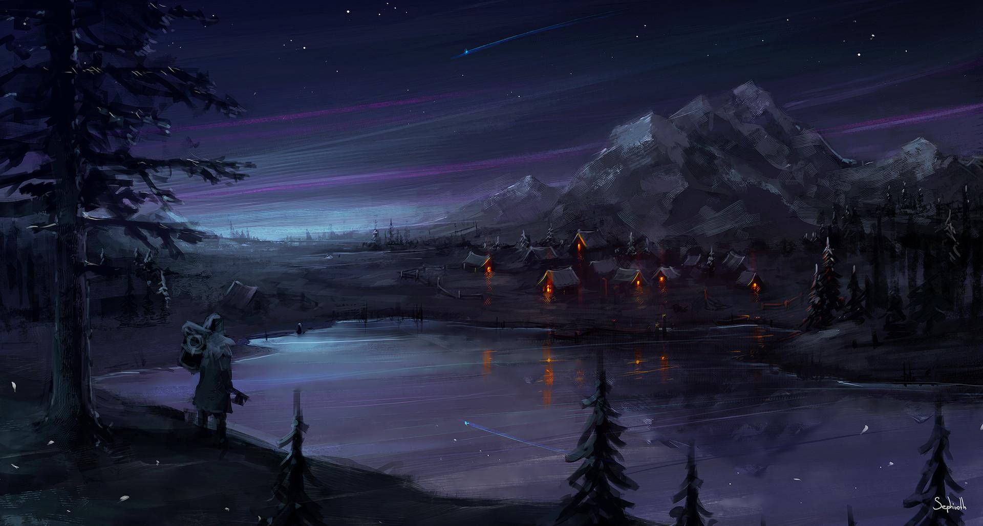 Sephiroth art 777
