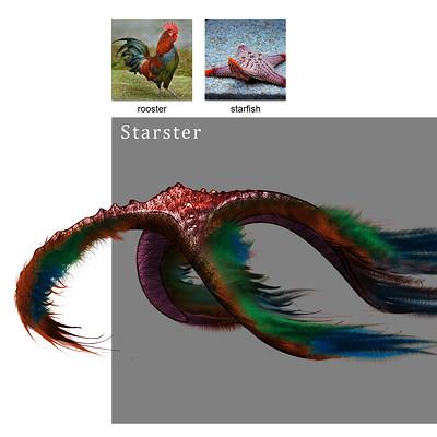 Midhat kapetanovic random creature mashup 010 starster