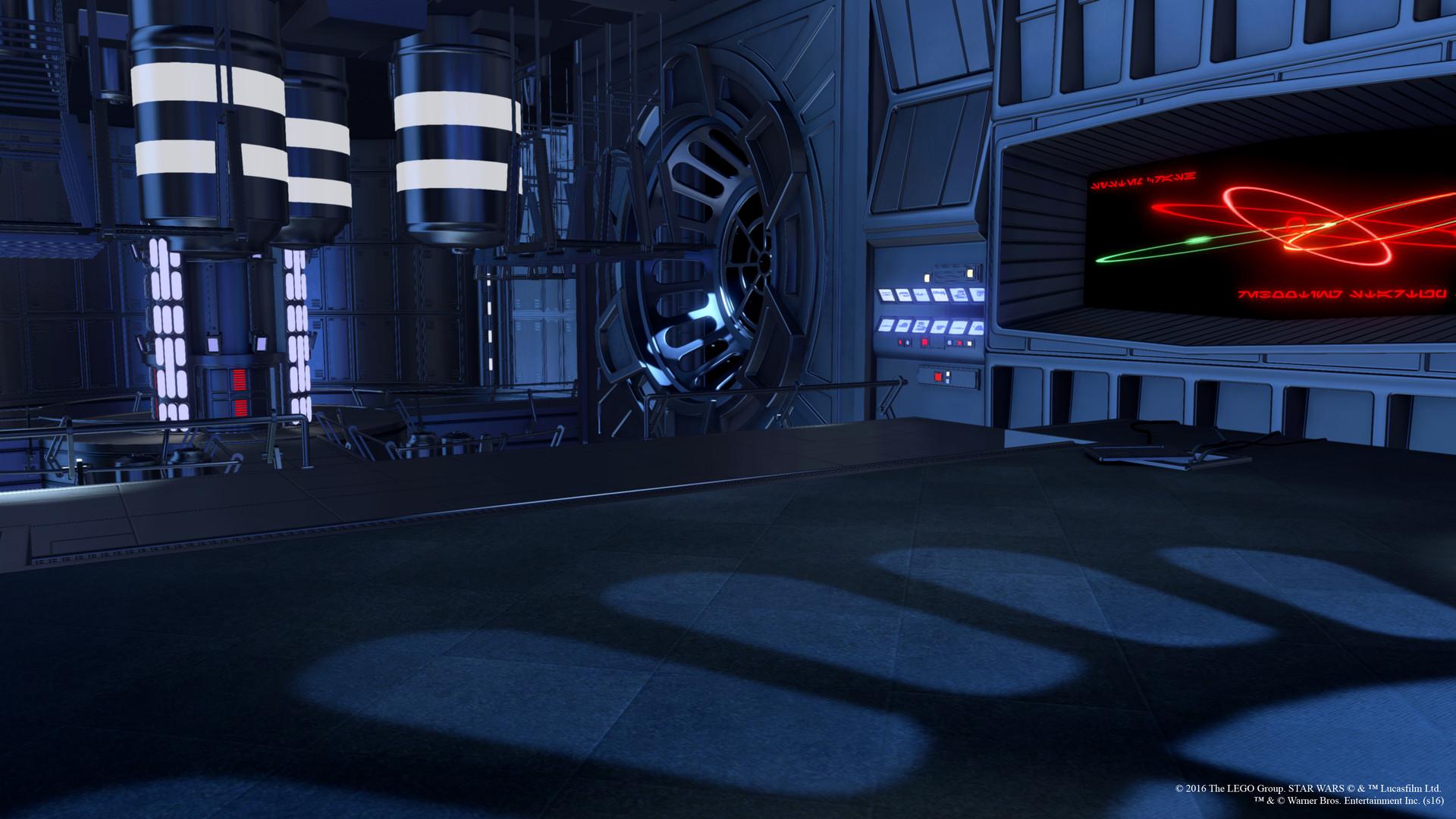 Daljit Singh Lego Star Wars The Force Awakens Emperor S Throne Room